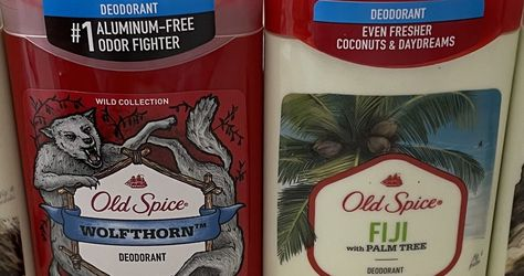 NEW MENS OLD SPICE DEODORANTS for Sale in Tacoma,  WA