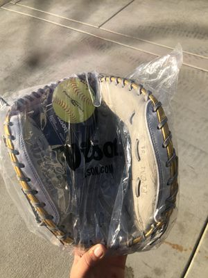 Wilson 2020 Catchers Glove for Sale in Lakewood, CA