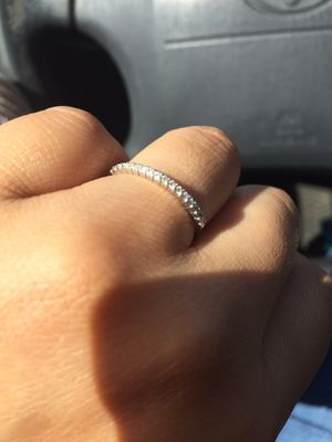Engagement ring/wedding band for Sale in Hoffman Estates, IL