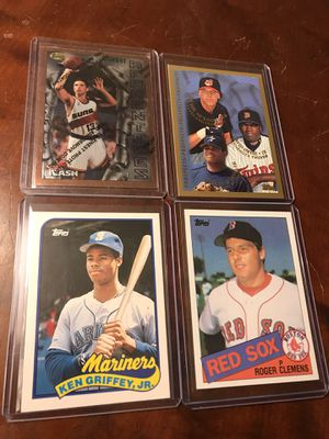 Rookie Card Lot for Sale in South Hampton, NH