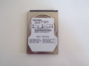 "Toshiba 2.5"" SATA Hard Drive (160GB) for Sale in Huntington Beach, CA"
