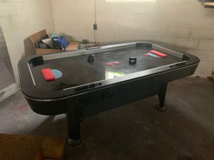 Sportcraft air hockey table. Very good condition. for Sale in Parma, OH