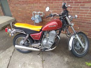 Suzuki gn400x 1980 motorcycle for Sale in Quincy, IL