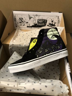 Vans X Disney nightmare before Christmas 5M/ 6.5W for Sale in Anaheim, CA