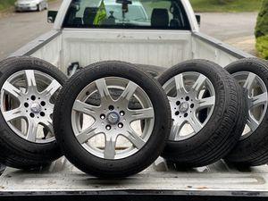 Mercedes Rims 225/55 R16 4season for Sale in Tacoma, WA