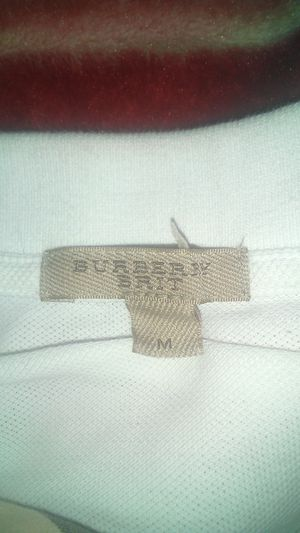 Burberry shirt for Sale in Hayward, CA