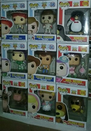 funko pop tot story Sunday sale! just today for Sale in Los Angeles, CA