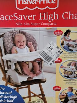 Fisher-Price SpaceSaver High Chair for Sale in Gresham,  OR