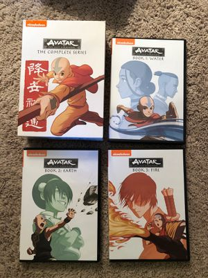 Avatar The Last Airbender: The Complete Series for Sale in Tampa, FL