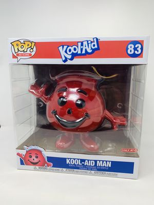 "Funko Pop Kool Aid Man 10inch #83 Ad Icons Target Exclusive RARE 10"" Ad Icons for Sale in Arcadia, CA"