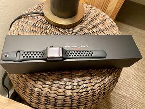Apple Watch Series 3/Cellular/Nike + for Sale in Seattle, WA