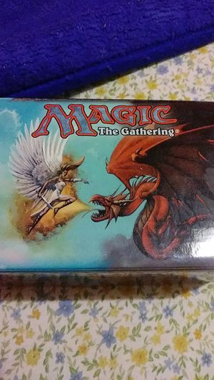 Magic the gathering cards for Sale in Chicago, IL