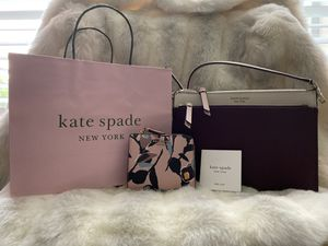 NWT Kate spade purse and wallet for Sale in Riverview, FL