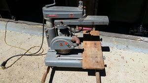 Delta Rockwell radial miter arm saw for Sale in Vancouver, WA