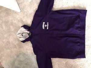 Furman University waterproof jacket for Sale in Virginia Beach, VA