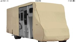 RV cover for class c motorhome 27ft to 32ft like new used 1 time for Sale in Utica, MI