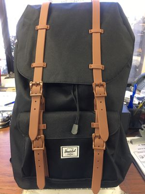 NEW w/Tags HERSCHEL Little America Bag Backpack BLACK for Sale in Industry, CA