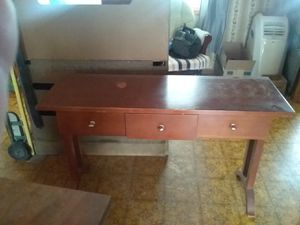 3 drawer table couch table for Sale in Wayland, MI