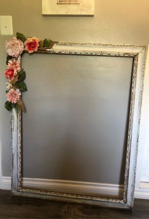 Picture frame for parties for Sale in San Bernardino, CA