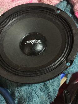 """Skar Audio 6.5"""" Midrange Speaker (pair) for Sale in New Castle,  DE"""