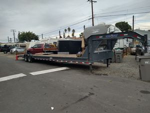 2014 loadMax Gooseneck Trailer 40 ft for Sale in West Sacramento, CA