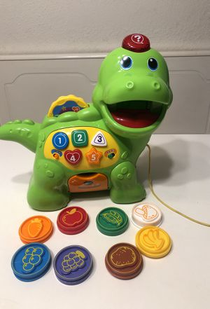 Vtech Dino feed me for Sale in San Diego, CA