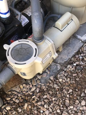 Pool Pump like new Pentair 2hp excellent condition for Sale in Henderson, NV