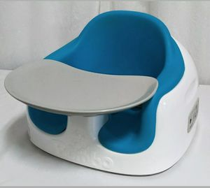 Bumbo chair booster seat with tray for Sale in Orlando, FL