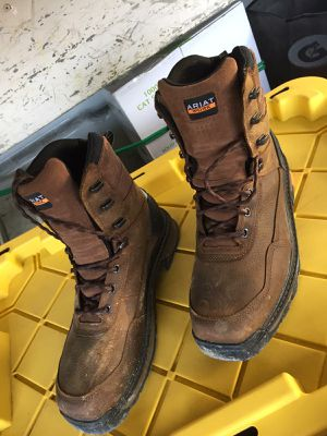 Ariat Work Boots Composite toe for Sale in San Jose, CA