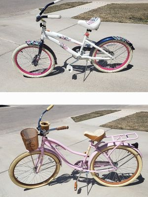 2 NEW Beach Cruisers, WITH Helmets! for Sale in Round Rock, TX