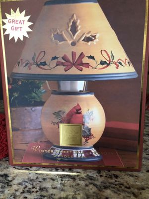 Candle Lamp for Sale in Batavia, IL
