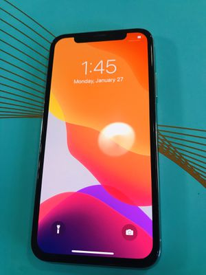 White unlocked iPhone X for Sale in Buda, TX
