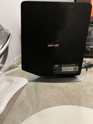 Verizon router with cable for Sale in New York, NY