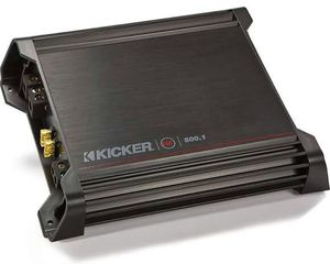 Kicker dx 500.1 for Sale in Annapolis, MD