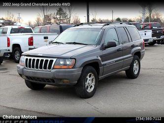 2002 Jeep Grand Cherokee for Sale in Chelsea,  MI