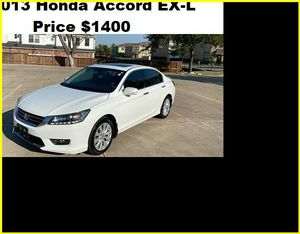 ֆ14OO_2013 Honda Accord for Sale in Washington, DC