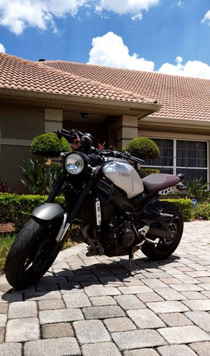 Yamaha XSR900 - 2016 - 19k Miles - IMMACULATE Motorcycle for Sale in Orlando, FL