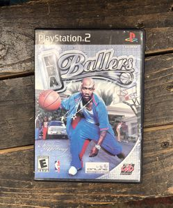 NBA Ballers On PlayStation 2 for Sale in Pompano Beach, FL