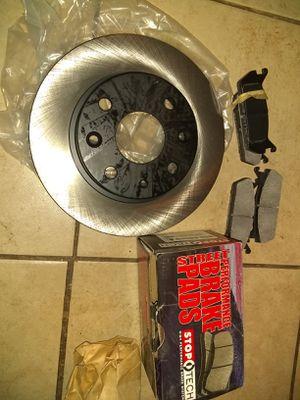 Miata rear brake pad rotor set for Sale in Fresno, CA