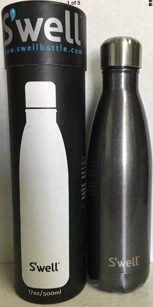 S'well insulated stainless steel water bottle 17oz for Sale in Smyrna, GA
