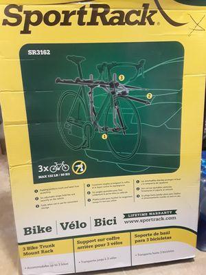 Rear mount bike rack for Sale in St. Louis, MO