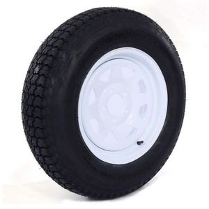 "LoadStar 15"" Trailer Tire Rim ST205/75D15 Tire for Sale in Rye, NY"