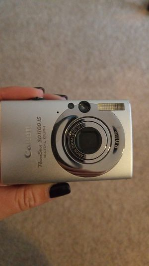 Canon PowerShot SD1100 IS for Sale in Charlotte, NC