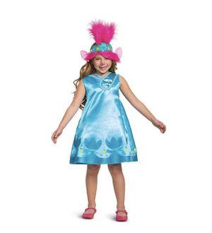 Toddler Deluxe Trolls Poppy Halloween Costume Dress 3T-4T *** No hat*** for Sale in El Monte, CA