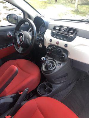 2013 Fiat 500 Pop for Sale in Lynnwood, WA