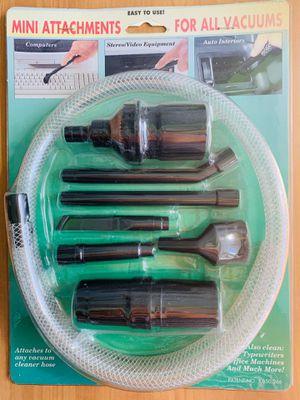 Mini vacuum attachments for Sale in Kapolei, HI