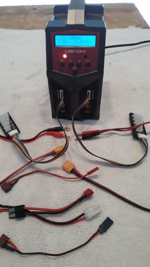 Venom duel lipo charger for Sale in Virginia Beach, VA