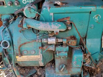 Onan Vintage Gas Generator FOR PARTS OR REPAIR for Sale in Fullerton,  CA