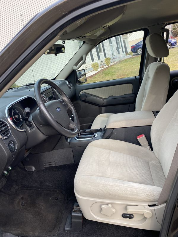 2008 Ford Explorer xlt 4WD