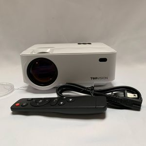 Topvision 2400Lux Projector with Synchronize Smart Phone Screen for Sale in Ontario, CA